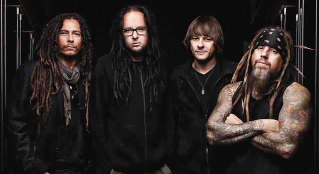 I Korn nel 2012