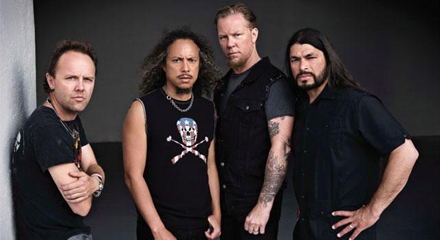 Metallica Line Up