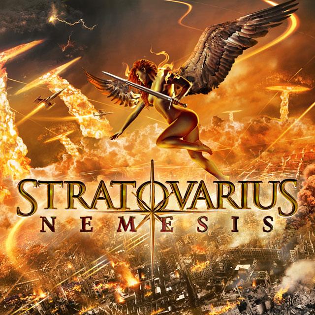 Stratovarius Nemesis Cover Album Full