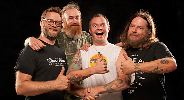 Red Fang 2013