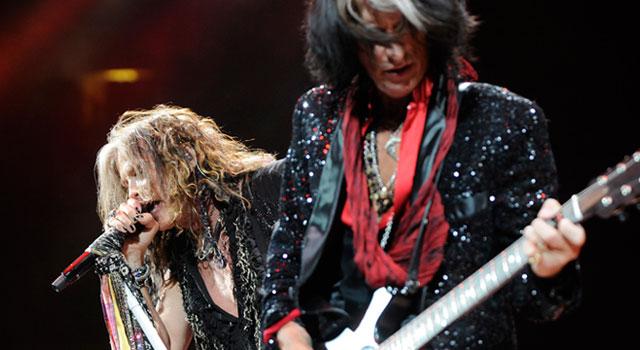 Aerosmith musicisti di strada?