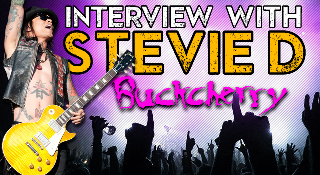 Buckcherry - Stevie D