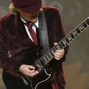 Angus Young solo