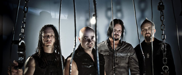 disturbed-band